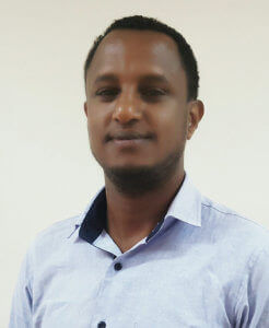 Photo of Mikyas Abera