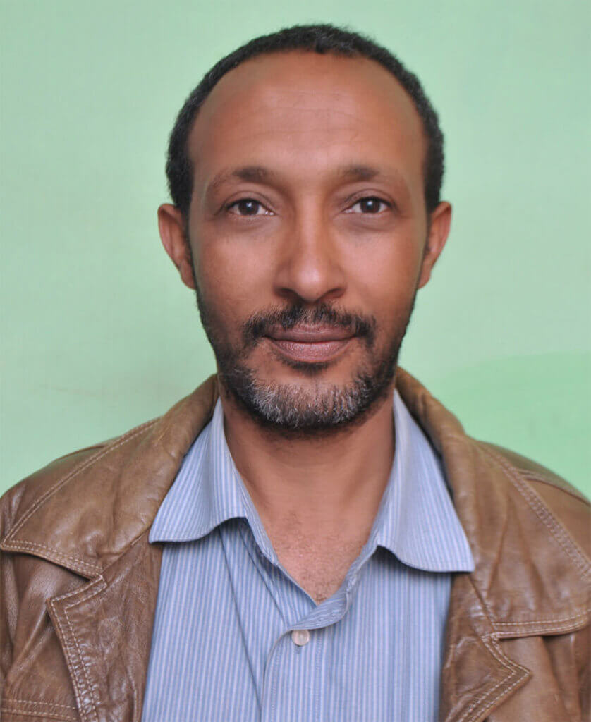 Photo of Doctor Solomon Mekonnen Abebe, (PhD)