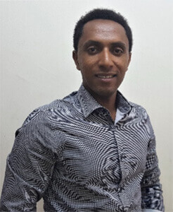 Photo of Solomon Fasika Demissie